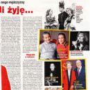 Irena Santor - Na żywo Magazine Pictorial [Poland] (25 April 2019) - 454 x 642