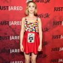 Taissa Farmiga – Just Jared's 7th Annual Halloween Party in LA - 454 x 642