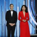 Andy Samberg and Sandra Oh : 76th Annual Golden Globe Awards - 400 x 600