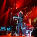 Whitesnake & Def Leppard live at SSE Arena in Belfast, Northern Ireland on December 7, 2015