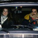 Brooke Shields and Dodi Fayad