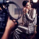 Lily Aldridge – Harper's Bazaar Arabia (December 2017) - 454 x 306