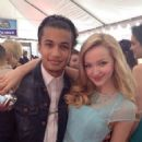Dove Cameron and Jordan Fisher