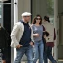 Kelly Brook - With Billy Zane In London - May 14 2008