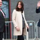 The Duke And Duchess of Cambridge Undertake Engagements Celebrating The Commonwealth - 399 x 600