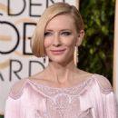 Cate Blanchett At The 73rd Golden Globe Awards (2016) - 454 x 560