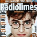 Daniel Radcliffe - Radio Times Magazine Cover [United Kingdom] (16 July 2011)