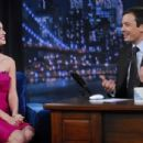 Megan Fox - The Jimmy Fallon Show, September 24 2009