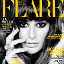 Lea Michele - Flare Magazine Cover [Canada] (January 2013)
