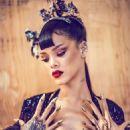 Rihanna - Harper's Bazaar Magazine Pictorial [China] (April 2015)