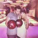 Abigail Halliday and Josh Franceschi