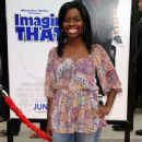 "Premiere Of Paramount Pictures & Nickelodeon's ""Imagine That"""