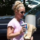 Britney Spears Out Shopping In Los Angeles