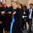 Margot Robbie – Leaving 'The View' in New York CIty
