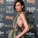 Nieves Alvarez- Goya Cinema Awards 2019 - Red Carpet - 400 x 600