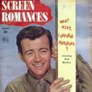 Robert Walker - Screen Romances Magazine [United States] (February 1946)