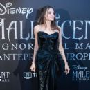 Angelina Jolie – 'Maleficent: Mistress Of Evil' Premiere in Rome