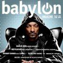 Snoop Dogg - Babylon Magazine Cover [Turkey] (May 2013)