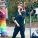 Jennifer Garner – Out in Brentwood with a friend