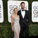 Chris Hemsworth and Elsa Pataky- 74th Annual Golden Globe Awards - 400 x 600