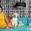 Jordin Sparks: rocks the cover of LIFE + DOG magazine's sixth issue!