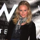 Kate Bosworth Attending Diesel Black Gold Fall 2009 Fashion Show During Mercedes-Benz Fashion Week In The Tent At Bryant Park In New York City 2009-02-17