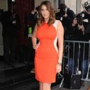 Lisa Snowdon 2014 Tric Awards In London