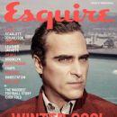 Joaquin Phoenix - Esquire Magazine Cover [United Kingdom] (December 2013)