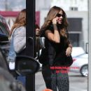 Sofia Vergara Out and About In La