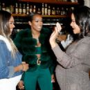 Christina Milian – Intimate baby shower held in Westwood