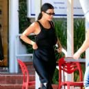 Kourtney Kardashian – Out for lunch in West Hollywood