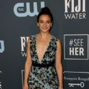 Jenny Slate – 2020 Critics Choice Awards in Santa Monica - 454 x 604