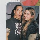 Anthony Kiedis and Sofia Coppola