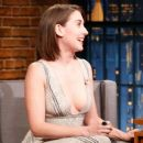 Alison Brie - Late Night with Seth Meyers