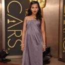 Kerry Washington At The 86th Annual Academy Awards - Arrivals (2014)