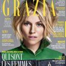 Sienna Miller - Grazia Magazine Cover [France] (6 January 2017) - 454 x 581
