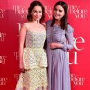 Emilia Clarke and Jenna Louise Coleman  : Me Before You London Premiere (2016)