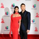Eric Winter and Roselyn Sanchez- The 17th Annual Latin Grammy Awards- Red Carpet