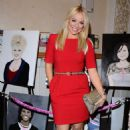 Liz McClarnon - Inspiration Awards for Women in London - October 6, 2010