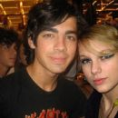 Joseph Jonas and Taylor Swift