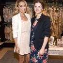 Lauren Conrad Paper Crown Rifle Paper Co Pop Up Shop In La