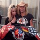 Vince Neil and Sharise Neil