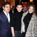 Stephanie Seymour, Peter Brant Jr., Peter Brant