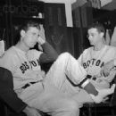 Ted Williams & Dom DiMaggio