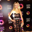 Luisana Lopilato – 2014 Martin Fierro Awards Gala in Buenos Aires - 454 x 673