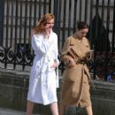 Alexina Graham and Luma Grohte – L'Oreal Photoshoot in Paris - 454 x 569