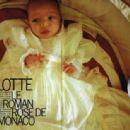 Baby Charlotte Casiraghi - 454 x 314