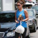 Vanessa Minnillo: Beverly Hills Babe