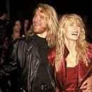 Laura Dern and Renny Harlin - 142 x 200
