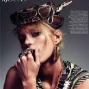 Anja Rubik Vogue Paris February 2010 - 454 x 642
